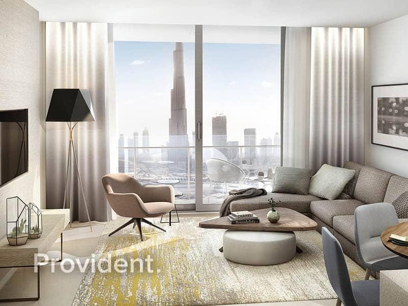 Fountain/Burj Khalifa Views | Flexible Payment