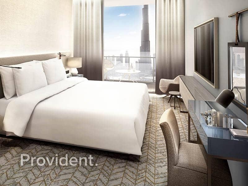 2 Fountain/Burj Khalifa Views | Flexible Payment