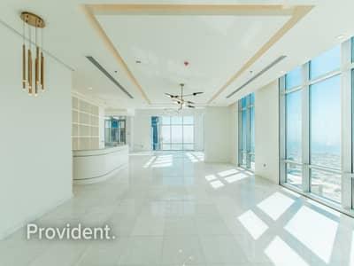 بنتهاوس 6 غرف نوم للبيع في الخليج التجاري، دبي - Most Luxurious Penthouse in Dubai   Panoramic View