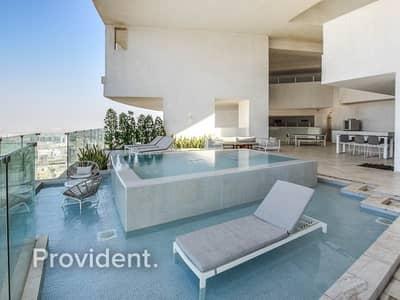 4 Bedroom Penthouse for Sale in Jumeirah Village Circle (JVC), Dubai - Highest Floor