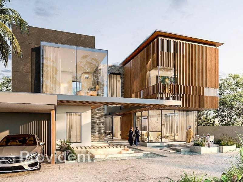 Huge Land for Sale with Burj Al Arab View