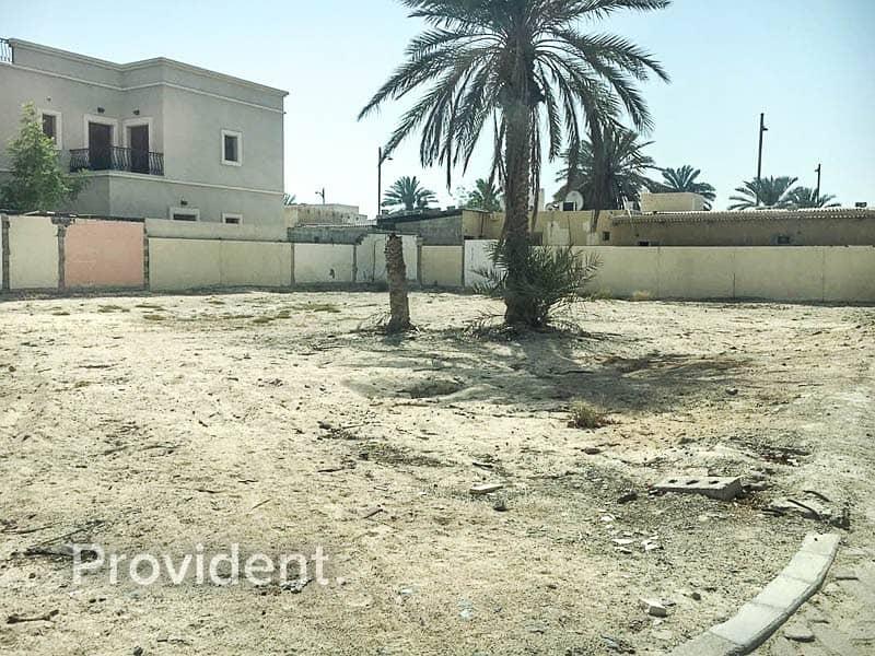 2 Huge Land for Sale with Burj Al Arab View