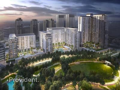 3 Bedroom Flat for Sale in Dubai Hills Estate, Dubai - A Business home with 50% Post Completion PP