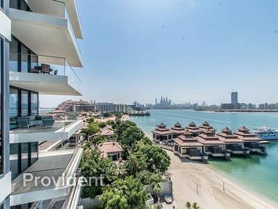 3 Bedroom Penthouse for Sale in Palm Jumeirah, Dubai - Half Floor Penthouse | Sea and Palm Views