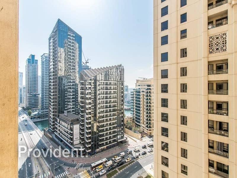 2 Mesmerizing Marina Views with High Floor