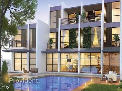 4 Bedroom Townhouse for Sale in Akoya Oxygen, Dubai - Luxury Villa at AKOYA   Multiple Payment Plans