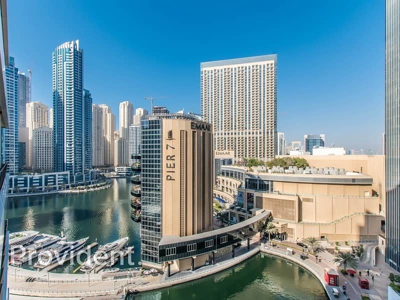 12 Modern Style - Furnished 2 Bedroom - Marina View