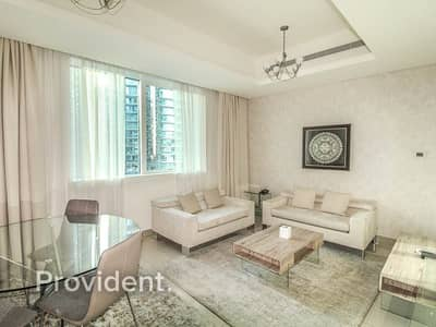 1 Bedroom Flat for Rent in Dubai Marina, Dubai - Bills Included | Furnished | Sea and Marina View
