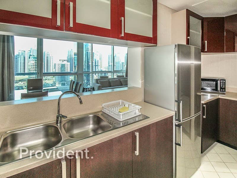 2 All Bills Included | Fully Furnished | Marina View