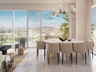 3 Bedroom Apartment for Sale in Dubai Hills Estate, Dubai - 24 Months Post Handover | Zero Commission