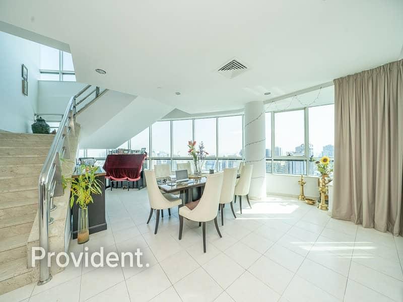 2 Penthouse Duplex | Heart of Marina | Open Views