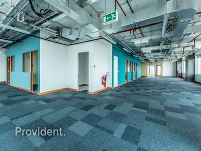 Floor for Rent in Dubai Internet City, Dubai - Full Floor | Fantastic Finishing | Chiller Free