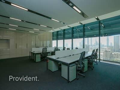 Office for Rent in DIFC, Dubai - Premium Fitted Office DIFC   35 Visa Allowance