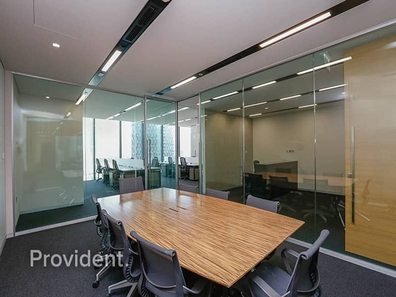 Fitted Office l Partitioned l  with 17 Visas 1