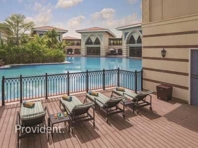 فیلا 5 غرف نوم للبيع في نخلة جميرا، دبي - Investment Opportunity | Marina Views