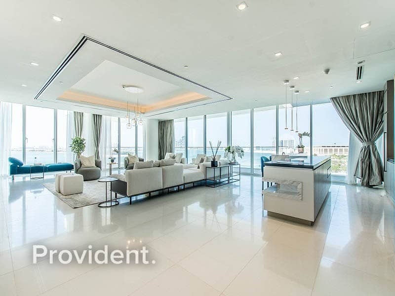 Ready Furnished Penthouse | No Commission