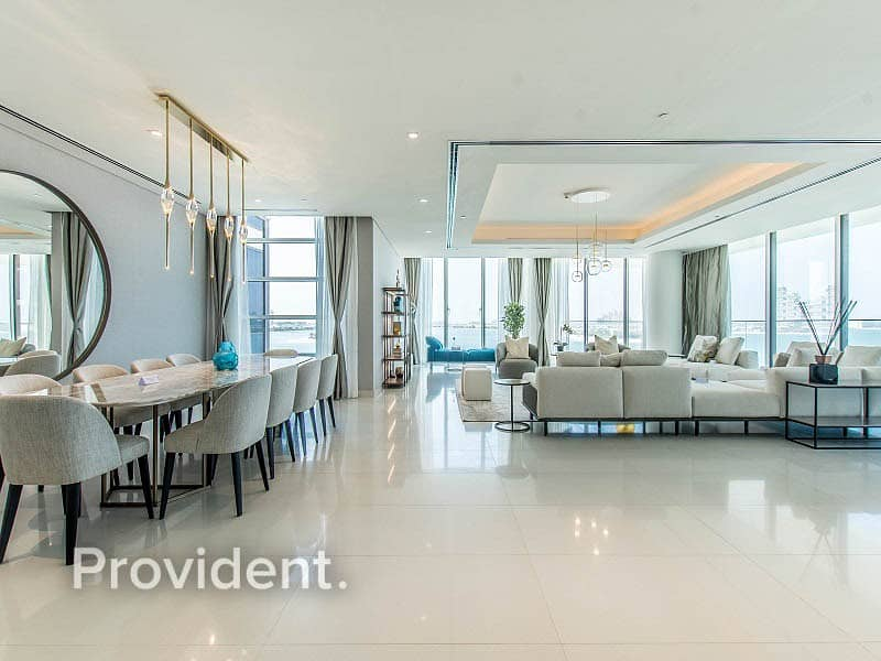 2 Ready Furnished Penthouse | No Commission