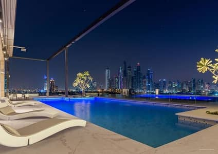 4 Bedroom Penthouse for Sale in Palm Jumeirah, Dubai - Boutique Luxury Penthouse | Private Pool & Beach