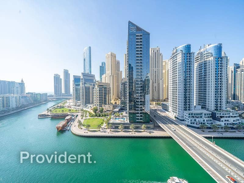 20 Bright and Spacious | Marina View | Furnished