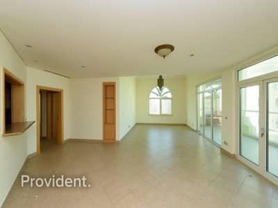 فلیٹ 3 غرف نوم للبيع في نخلة جميرا، دبي - Exclusive|Sea View|well maintained|Rented