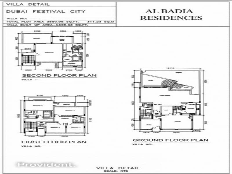 21 High End   5 B/R+M Villa   Al Badia