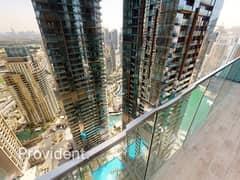 شقة في بوابة المارينا دبي مارينا 2 غرف 175000 درهم - 5028909