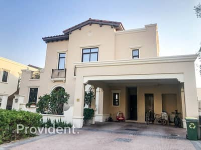 4 Bedroom Villa for Sale in Arabian Ranches 2, Dubai - Large Plot | Parkview | Nanny & Maids Room