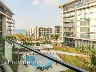 2 Bedroom Apartment for Rent in Bluewaters Island, Dubai - Spectacular Sea View | Furnished | New