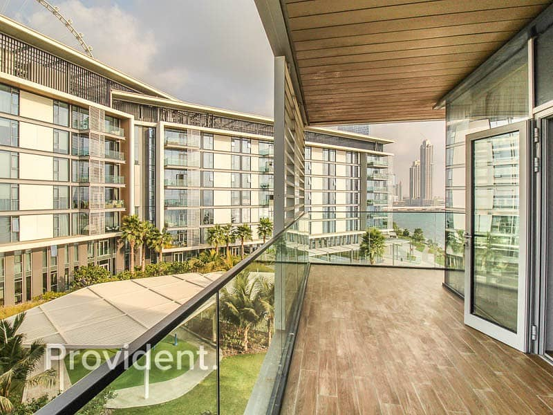 2 Spectacular Sea View | Furnished | New