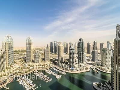 3 Bedroom Flat for Sale in Dubai Marina, Dubai - Exclusive | A Beautiful Home with Full Marina View