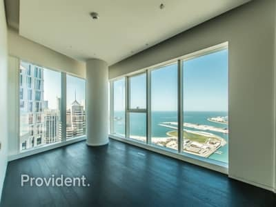 2 Bedroom Apartment for Sale in Dubai Marina, Dubai - Stunning Sea View with Fendi Style