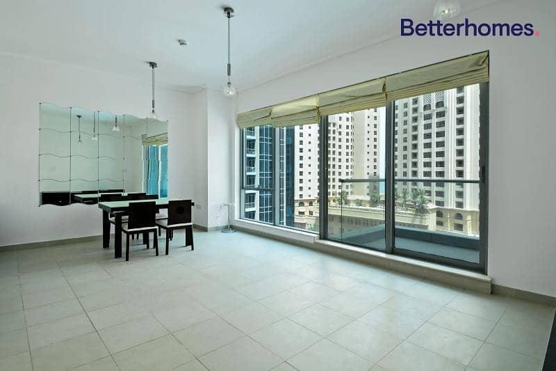 Higher Floor | Partial Sea View | Rented