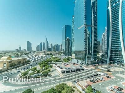 مکتب  للايجار في أبراج بحيرات الجميرا، دبي - Fitted - Partitioned - DMCC Licensed - JLT