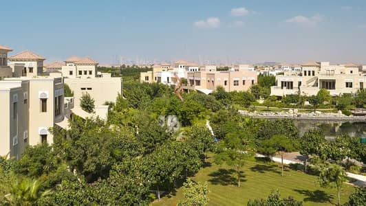 Plot for Sale in Al Barari, Dubai - Hot Deal! Rare Plot on the Lake