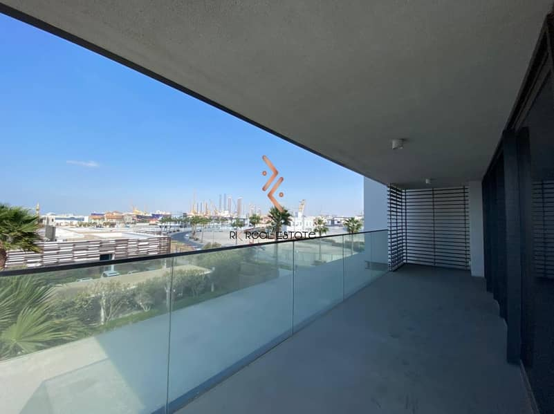 Contemporary Apartment with Scenic View