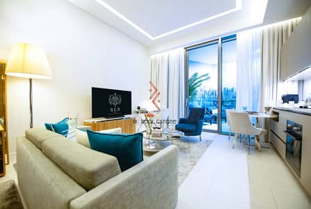 Studio for Sale in Business Bay, Dubai - Studio in The Tallest Hotel and Residence