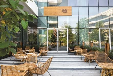 Office for Sale in Al Barari, Dubai - Nature Feels Office for Sale