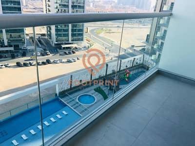استوديو  للايجار في مجمع دبي للعلوم، دبي - Studio | Chiller Free | Brand New | Pool Facing | Square Shape
