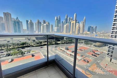 1 Bedroom Flat for Rent in Jumeirah Lake Towers (JLT), Dubai - 1 Bed   Large Corner Unit   Chiller Free