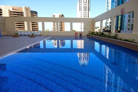 2 Bedroom Flat for Rent in Dubai Marina, Dubai - Royal Oceanic Spacious and Furnished 2br