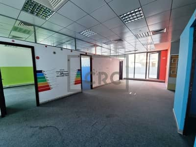 Office for Rent in Al Barsha, Dubai - Near Metro | With Private Terrace | Fitted