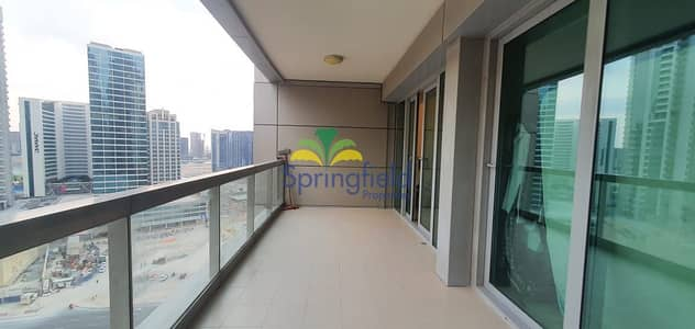High Floor | Bright 1BR | Unfurnished