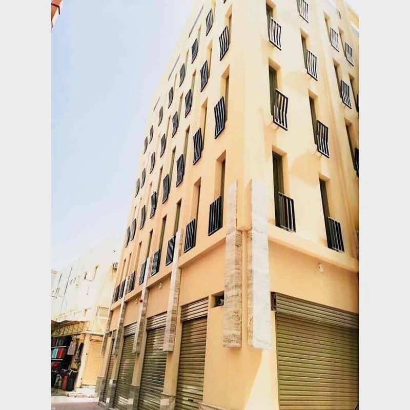 Shop available for rent in Al Sabhka (Near Al Sabkha Bus Station)