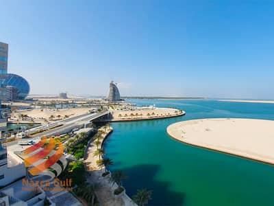 فلیٹ 4 غرف نوم للايجار في شاطئ الراحة، أبوظبي - Elegantly Designed Unit with Sea View