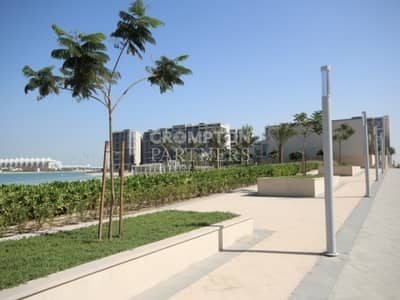 تاون هاوس 3 غرف نوم للبيع في شاطئ الراحة، أبوظبي - Vacant Ground Floor Townhouse