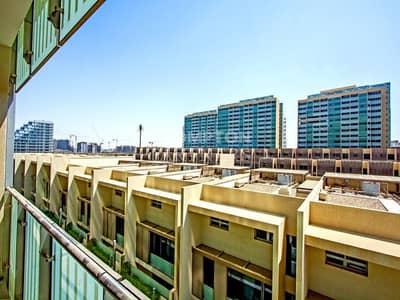 1 Bedroom Apartment for Sale in Al Raha Beach, Abu Dhabi - Maha 1   Balcony   Well Maintained  High ROI