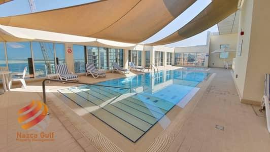 فلیٹ 1 غرفة نوم للايجار في شاطئ الراحة، أبوظبي - Zero Commission for Stunning Unit with No Chiller Fees