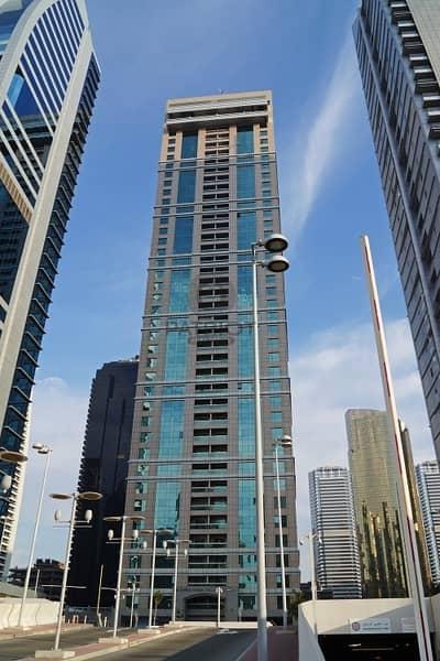 فلیٹ 1 غرفة نوم للايجار في أبراج بحيرات الجميرا، دبي - Ready to move 1 Bedroom Al Shera tower available for Rent close to metro.