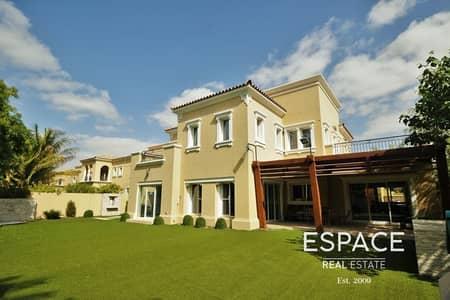 فیلا 4 غرف نوم للايجار في المرابع العربية، دبي - Fully Upgraded -Infront of the Pool- July