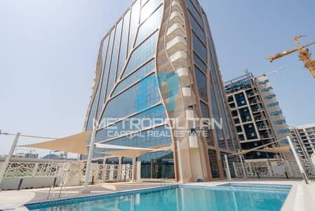 فلیٹ 2 غرفة نوم للايجار في شاطئ الراحة، أبوظبي - Brand New Building |Maids Room| Great Facilities